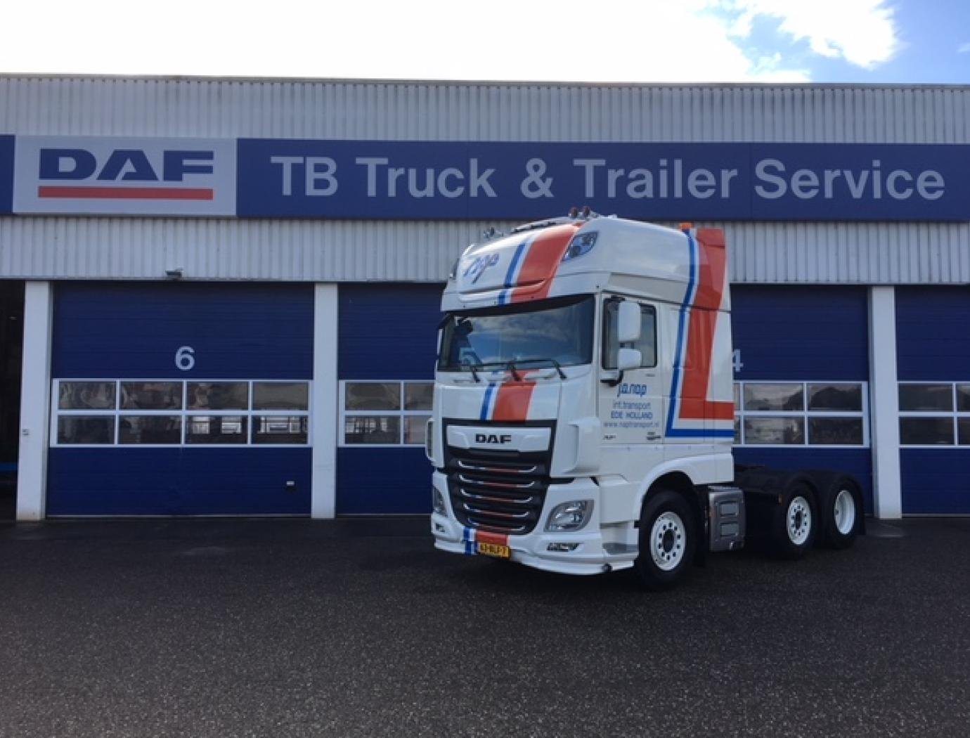 J.A. NAP Int. Transport BV