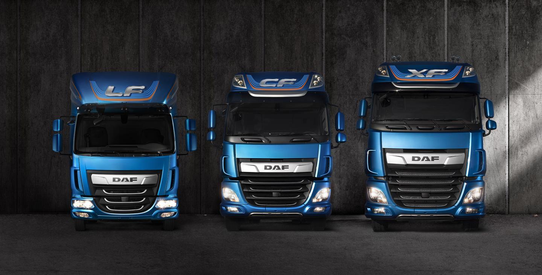 Used Van Leasing >> DAF Trucks | Truck & Trailer service